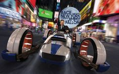 "Get a Sneak Peek at Pre-Show Video from ""Race Through New York Starring Jimmy Fallon"""