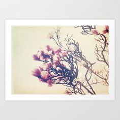 The Crowing Glory of Spring Art Print by Sybille Sterk - $17.68