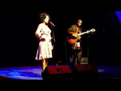"""Queen Esther -- Stand By Your Man w Kelvyn Bell  """"Black Americana"""""""