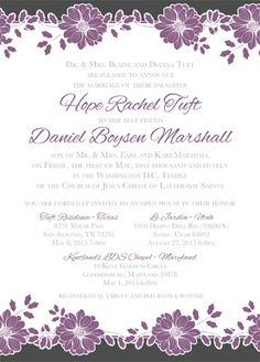 White font on the tan card is really cool how expensive would that the invitation maker offers high quality custom wedding invitations with a unique 1 on stopboris Choice Image