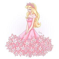 Cute Disney, Disney Girls, Disney Art, Disney Pixar, Disney Princess Quotes, Sailor Princess, Princess Aurora, Unicorn Wallpaper Cute, Princess Drawings