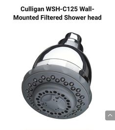 Culligan WSH-C125 Wall-Mounted Filtered Shower head #showerhead #showerheadfilter #showerheadreviews #showerheadperc #showerfilter #showerwater #babyshowerideas #showerideas #shower #showercurtain Shower Head Reviews, Shower Head Filter, Best Bathtubs, Shower Heads, Wall Mount, In Ear Headphones, Showers, Wall Installation, Over Ear Headphones