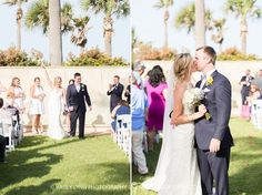 Hotel Galvez Wedding / Kasey Lynn Photography