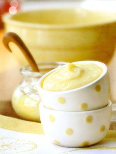 Lemon Curd by Ania via flickr.com/photos/mytidbits