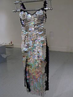 CD dress - 2015 theme - Mirrors