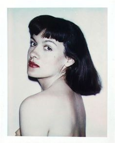 Paloma Picasso The Polaroids by Andy Warhol