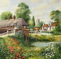 Heart of the Village -by Terry Harrison