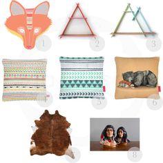 Navajo 02. Estilismo de decoración al estilo de La Musa