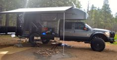 The $525K EarthRoamer XV-LTS at Overland Expo had a number of bells and whistles, includin...