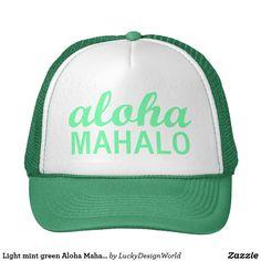 Tipografía ligera de Mahalo de la hawaiana de la