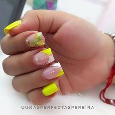 Stiletto Nails, Gel Nails, Nail Art Pictures, Best Nail Art Designs, Cool Nail Art, Love Nails, Short Nails, Diy Flowers, Beauty Nails