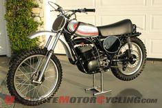 1974 Yamaha YZ360
