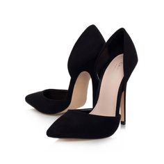 albert black high heel court shoes from Carvela Kurt Geiger