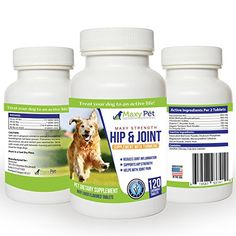 Maxy Pet Dog Hip and Joint Supplement Extra Strength Dog Glucosamine Chondroitin MSM Organic Turmeric for Best Natural Anti Inflammatory for Dog Arthritis Pain CoQ10 and Vitamin C 120 Count *** More info could be found at the image url. (This is an affiliate link) Joint Supplements For Dogs, Pet Supplements, Anti Inflammatory For Dogs, Organic Turmeric, Dog Fence, Pets, Arthritis, Pain Relief, Count