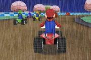 http://www.giochibambini.biz/mario-atv-corsa/ Partecipazione Mario ATV gara in una giornata piovosa