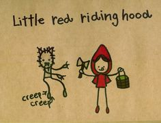 Little red riding hood by Pinkie-Perfect on deviantART