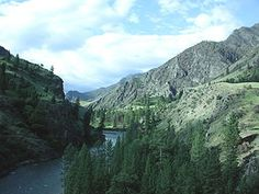 Middle Fork Salmon River, ID