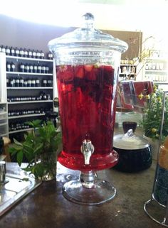 infused water for the summer love