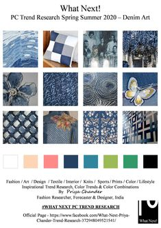 #Denim #textures #SS2020 #fashion #denimart ##fabrictextures #fabricprints #fabricart #fabricmanipulation #springsummer2020 #interiors #blue #homefurnishings #couture #fashionindustry #fashionresearch #fashionforecasting #designinspiration #homedecor #fashionweek #fashionforecast #fashiontrends #summerprints #menswear #textiles #womenswear #kidswear #textileart #colorforecast #homedecor #fashionindustry #fashionresearch #trendsetter #fashioninfluencer
