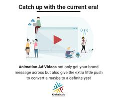 Animation Ad Video ensemble the attractive visuals, a breathtaking voice over with a mind-blowing concept you want to deliver. Enterprise Business, Creative Video, Video Production, Mind Blown, Animated Gif, Illustrator, Family Guy, Branding, Animation