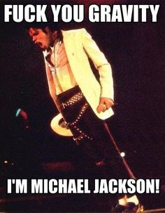 Smooth criminal-LOL  I don't normally like the harsh language but had to pin this one lol