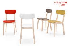 Sedie in legno da cucina / Wooden chairs