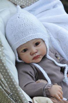 STUNNING baby Rainer (Romie Strydon) by the amazingly talented Cheryl of Cheza Baby Nursery xx
