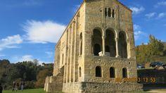 Santa Maria del Naranco #Prerromanico Asturiano #Asturias #Arte Asturiano