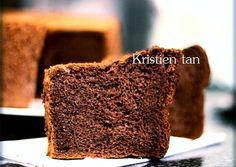 Chiffon Cokelat ~ Japanese Dark Pearl Chiffon (so far paling nyoklattt..klat)