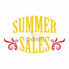 Αυτοκόλλητα εκπτώσεων Summer Sale