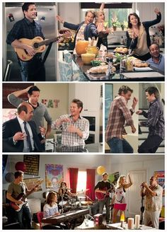 Cougar Town ::: it's all fun and games :)