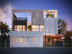 Private villa 600 m Sarah sadeq architects