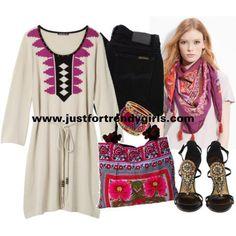 ethnic fashion | Modern Ethnic clothing