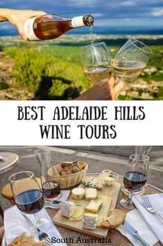 Adelaide Hills wine region has some of the finest wineries in South Australia. Here's the best Adelaide Hills wine tours from Adelaide to taste the wines Perth, Brisbane, Melbourne, Sydney, Cairns, South Australia, Australia Travel, Visit Australia, Tasmania