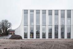 Sleth, Tønder Townhall, Denmark, 2016