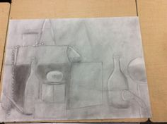 Charcoal Objects
