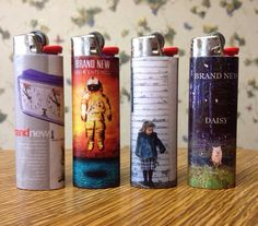 Brand New Band Full Size Disposable Lighters
