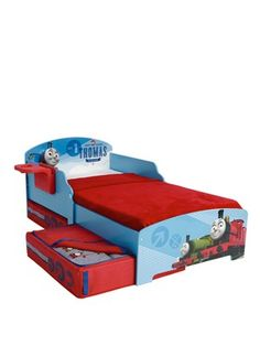 Thomas The Tank Engine Toddler Bed with Storage, http://www.very.co.uk/thomas-friends-thomas-the-tank-engine-toddler-bed-with-storage/1380369076.prd