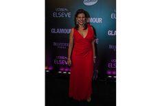 Damas de vermelho no Prêmio Geração Glamour. Inspire-se nos looks - GLAMOUR   Geração Glamour