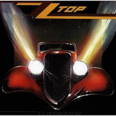 ZZ Top released 'Eliminator' today in #music #history, 23 March #1983. #ZZTop #rock #eighties #80s #remember #Spinogle