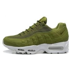 pretty nice 0215e 2dfe2 Nike Air Max 95 Anniversary Olive 834668-337 Mens Running shoes