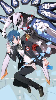 zerochan/Shin Megami Tensei: PERSONA 3/#1636849                              …