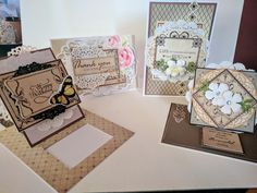 Join Jo Simons this morning with some beautiful card making inspiration using the Ooh La La Collection! #couturecreations #josimons #scrapbooking #cardmaking #oohlala #cards