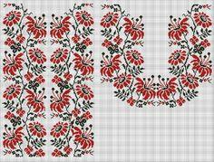 (24) Gallery.ru / Фото #5 - схемы для вышиванок - zhivushaya