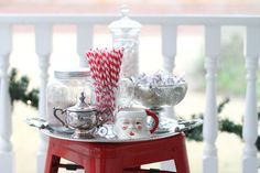 Hot Coco Bar Holiday Housewalk~ ya'll come on in! » simple thoughts from Paige Knudsen Photography