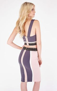 sexy dress with backless, very cute!