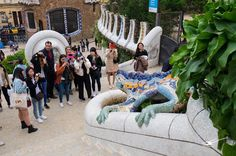 #ParkGüell the perspective of the Salamander.  #HypeinCatalunya #グエル公園 #Gaudí #ガウディ #Barcelona #バルセロナ #Catalunya #カタルーニャ #ヨーロッパ #bcntb #catalunyaexperience #clikcat #descobreixcatalunya #visitbarcelona #raconsde_catalunya #discover_catalonia #bcnmoltmes #igerscatalonia #igerscatalunya #elmeupetit_pais #barcelonamagazine #barcelona_turisme #unlimitedbarcelona #ig_catalonia #OK_Catalunya #LiveTravelChannel #TravelStoke #lonelyplanet #BBCTravel