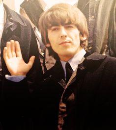My favorite Beatle, George Harrison