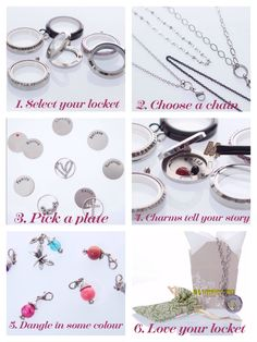 How to build your Wanderlust Locket