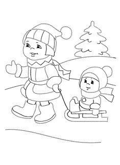 Christmas Quilt Patterns, Christmas Colors, Winter Activities For Kids, Preschool Activities, Coloring Books, Coloring Pages, Christmas Coloring Sheets, Diy Cape, Pineapple Crochet